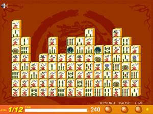 Онлайн игра Маджонг Коннект (Mahjong Connect) (изображение №5)
