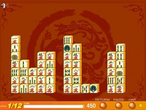 Онлайн игра Маджонг Коннект (Mahjong Connect) (изображение №6)