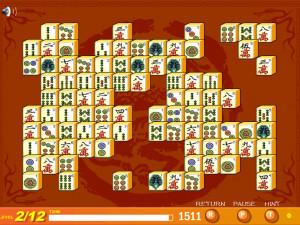 Онлайн игра Маджонг Коннект (Mahjong Connect) (изображение №2)