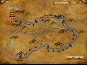 Онлайн игра Маджонг Соединение 2 (Mahjong Connect 2) (изображение №6)