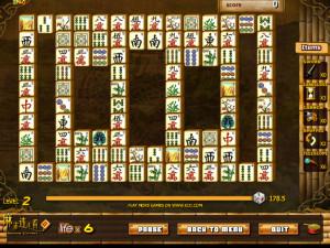 Онлайн игра Маджонг Соединение 2 (Mahjong Connect 2) (изображение №1)