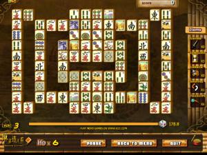 Онлайн игра Маджонг Соединение 2 (Mahjong Connect 2) (изображение №3)
