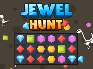 Онлайн игра Охота за Драгоценностями (Jewel Hunt) (изображение №1)