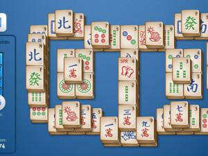 Онлайн игра Классический Маджонг (FGP Mahjong) (изображение №10)
