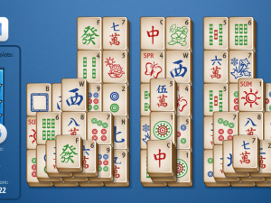 Онлайн игра Классический Маджонг (FGP Mahjong) (изображение №8)