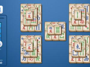 Онлайн игра Классический Маджонг (FGP Mahjong) (изображение №7)