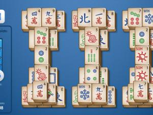 Онлайн игра Классический Маджонг (FGP Mahjong) (изображение №4)