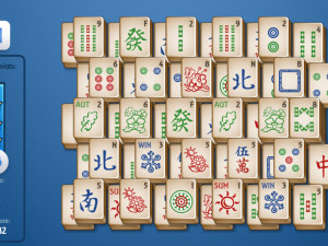Онлайн игра Классический Маджонг (FGP Mahjong) (изображение №3)