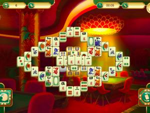Онлайн игра Маджонг: Мировой Турнир (Mahjong World Contest) (изображение №2)