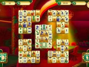 Онлайн игра Маджонг: Мировой Турнир (Mahjong World Contest) (изображение №4)