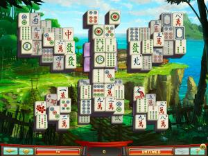 Онлайн игра Маджонг Квест (Mahjong Quest) (изображение №4)