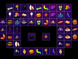 Онлайн игра Хэллоуин Коннект - 1 (Halloween Connect - 1) (изображение №1)