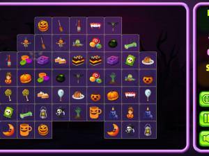 Онлайн игра Хэллоуин Коннект - 1 (Halloween Connect - 1) (изображение №2)