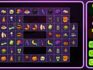 Онлайн игра Хэллоуин Коннект - 1 (Halloween Connect - 1) (изображение №3)