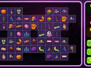 Онлайн игра Хэллоуин Коннект - 1 (Halloween Connect - 1) (изображение №4)