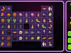 Онлайн игра Хэллоуин Коннект - 1 (Halloween Connect - 1) (изображение №5)