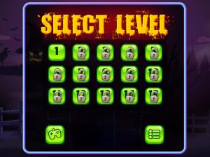 Онлайн игра Хэллоуин Коннект - 1 (Halloween Connect - 1) (изображение №6)