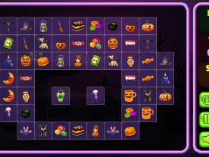Онлайн игра Хэллоуин Коннект - 1 (Halloween Connect - 1) (изображение №7)