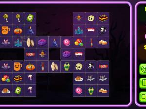Онлайн игра Хэллоуин Коннект - 1 (Halloween Connect - 1) (изображение №8)