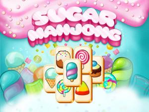 Онлайн игра Сладкий Маджонг (Sugar Mahjong) (изображение №1)