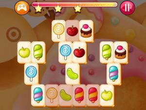 Онлайн игра Сладкий Маджонг (Sugar Mahjong) (изображение №4)