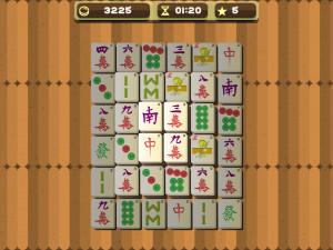 Онлайн игра Маджонг (Mahjong) (изображение №11)
