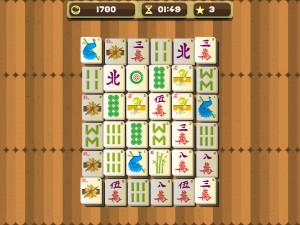 Онлайн игра Маджонг (Mahjong) (изображение №9)