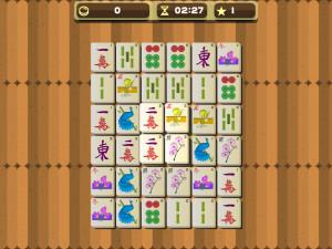 Онлайн игра Маджонг (Mahjong) (изображение №6)