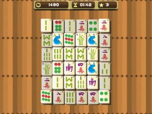 Онлайн игра Маджонг (Mahjong) (изображение №4)
