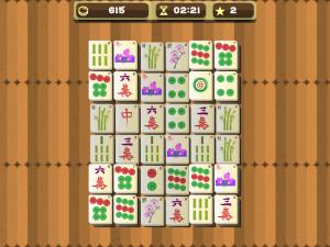 Онлайн игра Маджонг (Mahjong) (изображение №3)