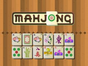 Онлайн игра Маджонг (Mahjong) (изображение №1)