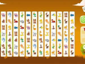 Онлайн игра Коннект с Животными: Куодай (Connect Animals: Onet Kyodai) (изображение №2)
