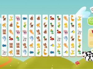 Онлайн игра Коннект с Животными: Куодай (Connect Animals: Onet Kyodai) (изображение №4)