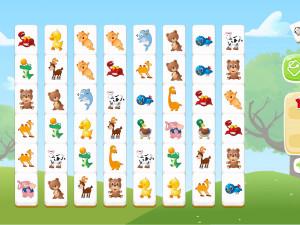 Онлайн игра Коннект с Животными: Куодай (Connect Animals: Onet Kyodai) (изображение №5)