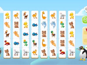 Онлайн игра Коннект с Животными: Куодай (Connect Animals: Onet Kyodai) (изображение №6)