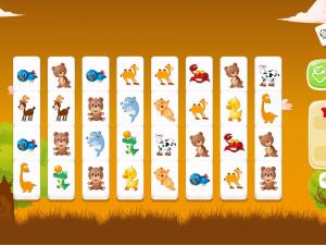Онлайн игра Коннект с Животными: Куодай (Connect Animals: Onet Kyodai) (изображение №7)