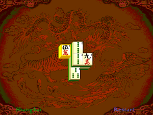 Онлайн игра Маджонг Шанхайская Династия (Mahjong Shanghai Dynasty) (изображение №5)