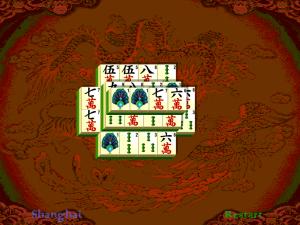 Онлайн игра Маджонг Шанхайская Династия (Mahjong Shanghai Dynasty) (изображение №4)