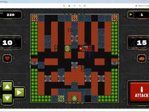 Онлайн игра Мировые Войны 1991: Танчики (World Wars 1991) (изображение №13)