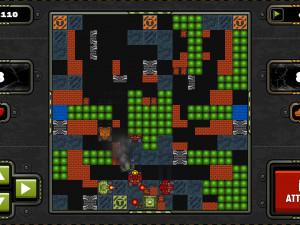 Онлайн игра Мировые Войны 1991: Танчики (World Wars 1991) (изображение №12)