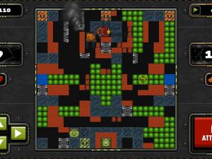 Онлайн игра Мировые Войны 1991: Танчики (World Wars 1991) (изображение №11)