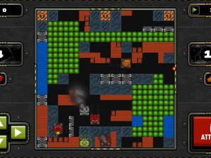 Онлайн игра Мировые Войны 1991: Танчики (World Wars 1991) (изображение №10)