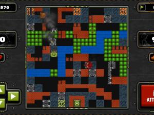 Онлайн игра Мировые Войны 1991: Танчики (World Wars 1991) (изображение №9)