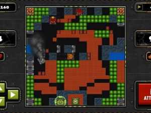 Онлайн игра Мировые Войны 1991: Танчики (World Wars 1991) (изображение №8)