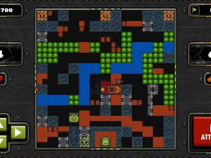 Онлайн игра Мировые Войны 1991: Танчики (World Wars 1991) (изображение №7)