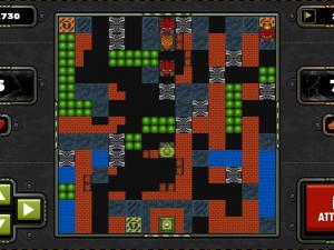Онлайн игра Мировые Войны 1991: Танчики (World Wars 1991) (изображение №6)