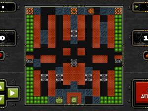 Онлайн игра Мировые Войны 1991: Танчики (World Wars 1991) (изображение №5)