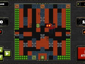 Онлайн игра Мировые Войны 1991: Танчики (World Wars 1991) (изображение №2)