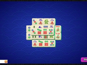 Онлайн игра Маджонг Шанхайская Династия 2 (Mahjong Shanghai Dynasty 2) (изображение №5)