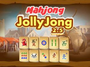 Маджонг Джоли Джонг 2.5